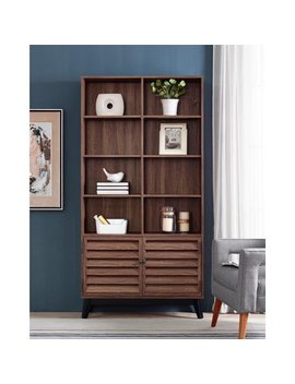 Ameriwood Home Vaughn Bookcase, Multiple Colors by Ameriwood Home