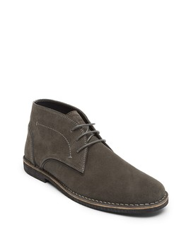 Suede Chukka Boot by Kenneth Cole Reaction