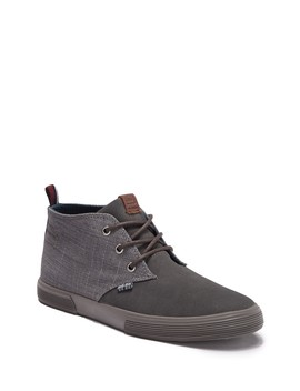 Birk High Top Sneaker by Ben Sherman