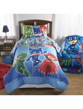 Pj Masks Bed In A Bag Bedding Set by Nickelodeon