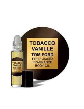 Tobacco Vanille Tom Ford Type* Unisex Fragrance Body Oil Perfume by Etsy