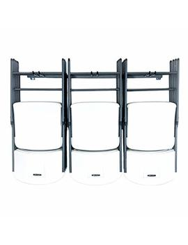 Monkey Bars Storage Folding Chair Racks (Large) by Monkey Bars