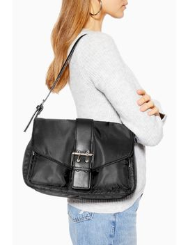 Nicky Nylon Shoulder Bag by Topshop