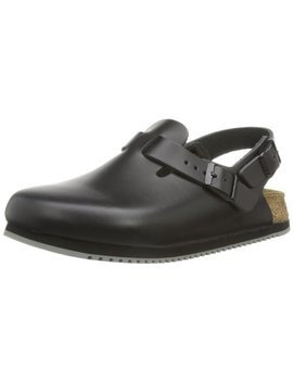 Birkenstock Unisex Professional Tokyo Super Grip Leather Slip Resistant Work Shoe by Birkenstock