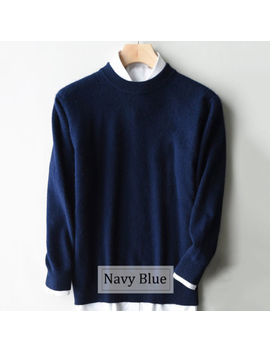 Men's Slim Knitted Cashmere Jumper Pullover Elasticity Cozy Sweater Cardigan Us by Unbranded