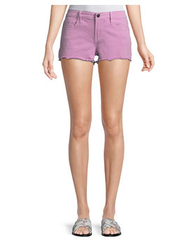 Le Cutoff Jean Shorts by Frame