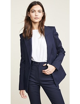 Binary Blazer by Dion Lee