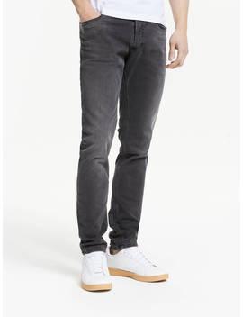 Diesel Sleenker Skinny Jeans, Grey 069 Eq by Diesel