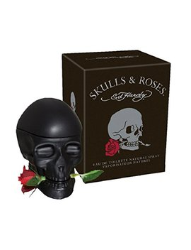 Skulls And Roses Ed Hardy Colognes For Men, 2.5 Ounce by Ed Hardy