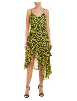 Parker Ruffle Midi Dress by Parker