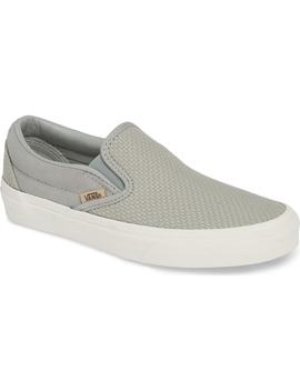 Ua Mixed Media Slip On Sneaker by Vans
