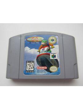 Wave Race Nintendo 64 N64 Oem Video Game Players Choice Original Jetski Good! by Nintendo