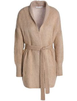 Wool And Cashmere Blend Cardigan by Agnona