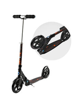 Micro Scooter, Adult, Black by Micro