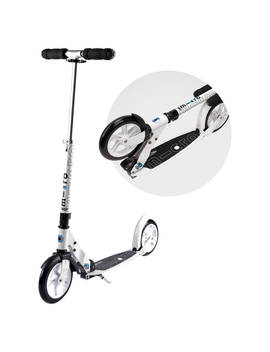Micro Scooter, Adult, White by Micro