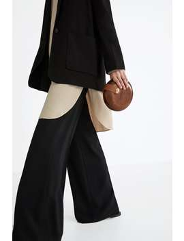 Wooden Crossbody Bag  Party Bags Bags Woman by Zara