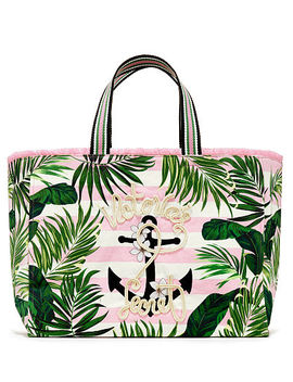 Vs Paradise Beach Tote by Victoria's Secret