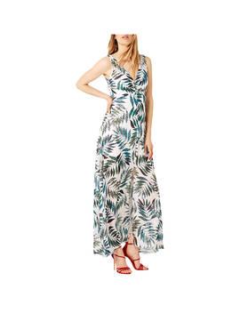 Damsel In A Dress Nadia Snake Palm Maxi Dress, Multi by Damsel In A Dress