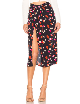 Amelie Midi Skirt by Lovers + Friends
