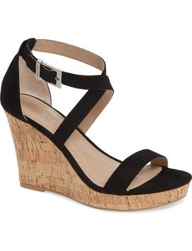 Launch Wedge Sandal by Charles By Charles David
