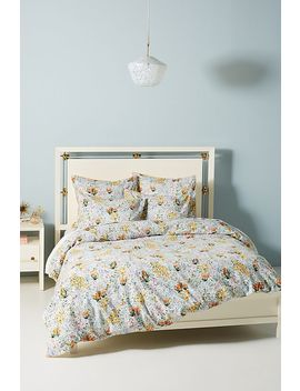 Colloquial Duvet Set by 52 Conversation By Anthropologie