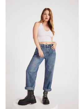 Kaylee Boyfriend Jeans by Nasty Gal