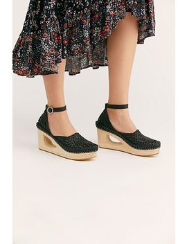 Teagan Huarache Clog by Free People
