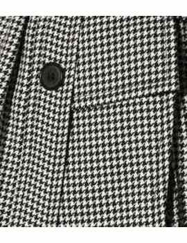 Houndstooth Jacket by Rokh