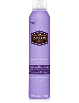Biotin Thickening Dry Shampoo by Hask