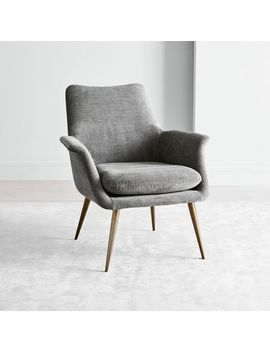 Finley Lounge Chair by West Elm