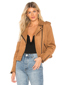 Tanya Suede Jacket by About Us