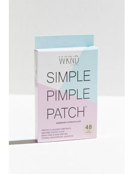 Wknd Cosmetics Simple Pimple Patch by Wknd Cosmetics