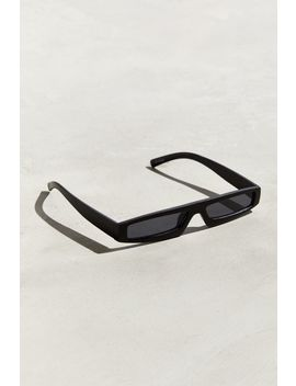 Plastic Mini Narrow Sunglasses by Urban Outfitters