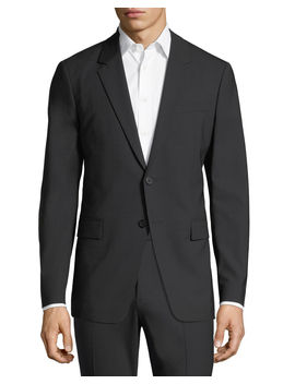 Men's Chambers New Tailored Wool Jacket by Theory