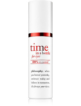Time In A Bottle For Eyes 100% In Control by Philosophy