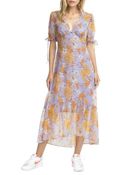 Chandler Floral Dress by Astr The Label