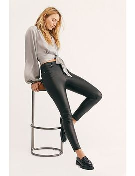 Up All Night Vegan Skinny Pants by Free People