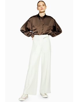 **Wide Leg Trousers By Boutique by Topshop