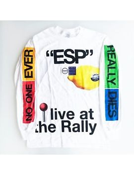 N.E.R.D Esp Tour Tee Shirt S M L Xl No One Ever Really Dies Pharrell Live Rally by Williams