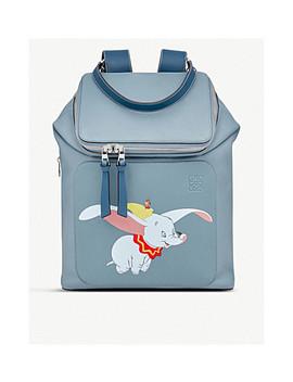 Goya Dumbo Print Leather Backpack by Loewe