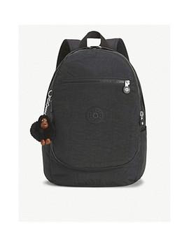 Clas Challenger Medium Nylon Backpack by Kipling