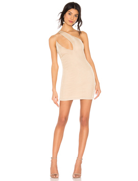 Farina Cut Out Dress by Superdown
