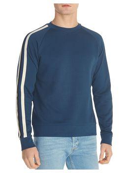 Crewneck Varsity Sweatshirt by Sandro