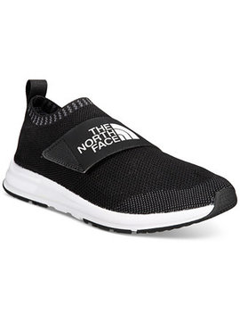 Women's Cadman Moc Knit Sneakers by The North Face