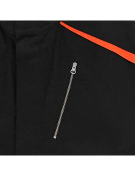 Public Service Jacket Black / Safety Orange by Affix