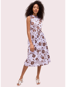 Flora Spade Midi Dress by Kate Spade