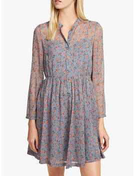French Connection Fifine Crinkle Dress by French Connection