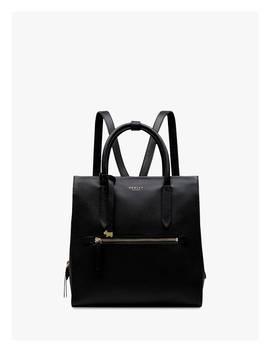 Radley Arlington Court Leather Backpack, Black by Radley