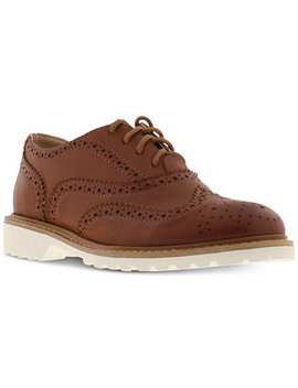Little & Big Boys Wing Ryan Shoes by Kenneth Cole