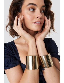 Double Arm Cuff by Na Kd Accessories